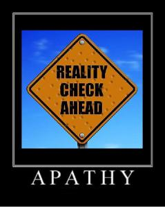 Apathy: It's Your Future!