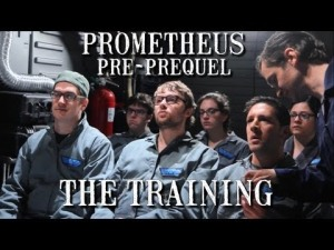 Prometheus, the Pre-Prequel