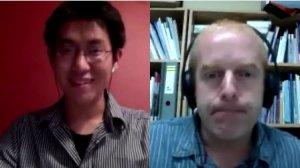 Yong Kwon (Asia Times Online) and Chris Green (Daily NK, SinoNK, Destination Pyongyang)