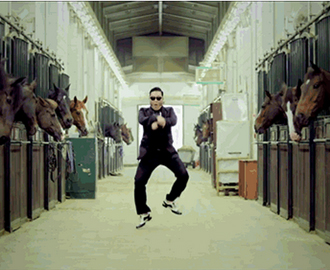 """Psy and """"Gangnam Style"""""""