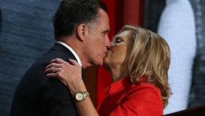 The Romney Kiss-A-Tron 5000