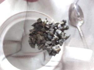 Oolong Tea (before brewing)