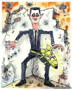 Bashar the CW Slinger