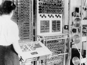 Bletchley Park's Colossus