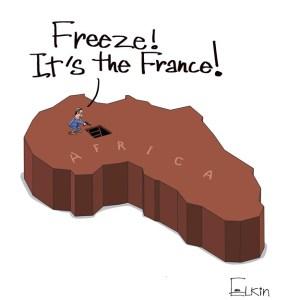 frreze its the france