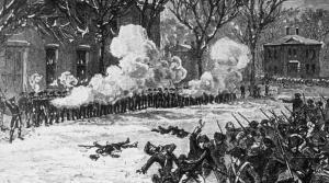 Shay's Rebellion, 1787