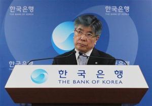 The BoK's Kim Choong-soo