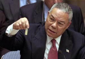 Colin Powell at the UN, 2003