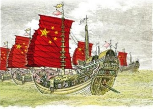 China Navy Cartoon