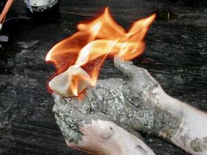 Burning the Hand That Freed You