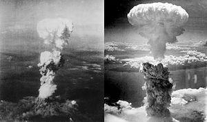 Atomic bombing of Japan
