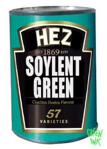 Soylent Ungreen