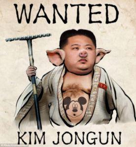 Anonymous Hacks NK