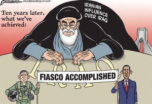 Iran in Iraq: Fiasco Accomplished