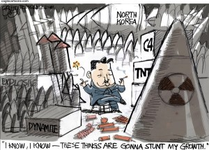 KJU's Growing Pains
