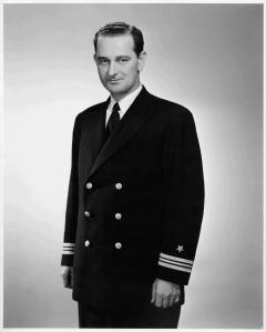 LBJ, 1942