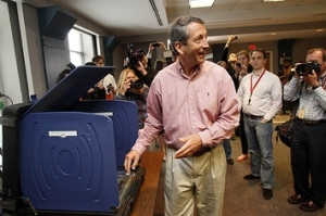 Mark Sanford and the White Voters Whom He Can Still Dupe
