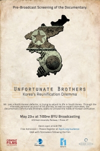 Unfortunate Brothers Poster