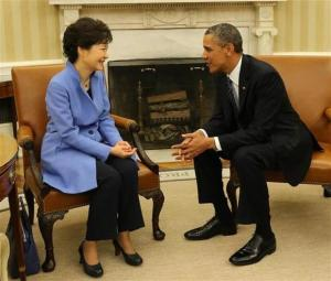 When Barack Met the Yushin Princess