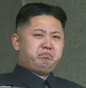 Kim Jong un Pleased