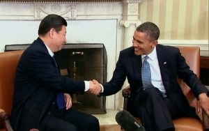 Obama-Xi Summit