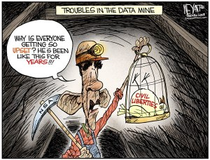 Troubles in the Data Mine